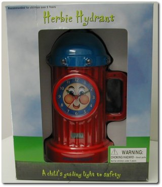 Herbie Hydrant Invention